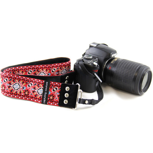 "Capturing Couture 2"" Camera Strap (Melody)"