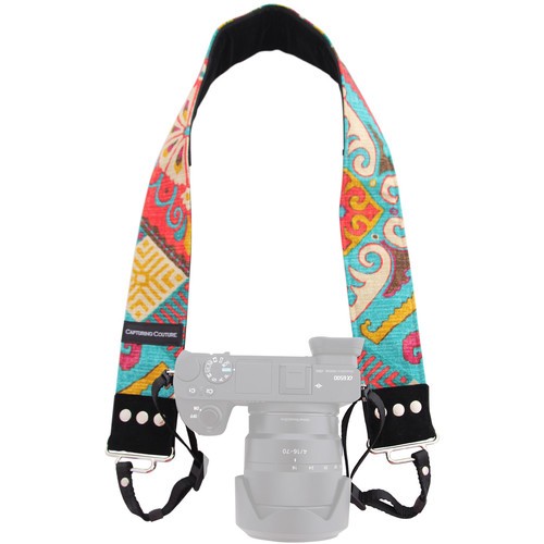 """Capturing Couture 2"""" Camera Strap (Moonshine)"""