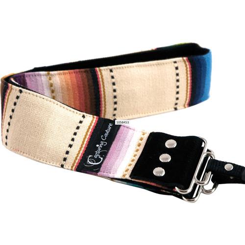 "Capturing Couture 2"" Camera Strap (Navajo Cream)"
