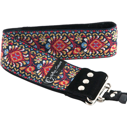 "Capturing Couture 2"" Camera Strap (Harmony, Extended)"