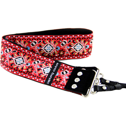 """Capturing Couture 2"""" Camera Strap (Extended,Melody)"""