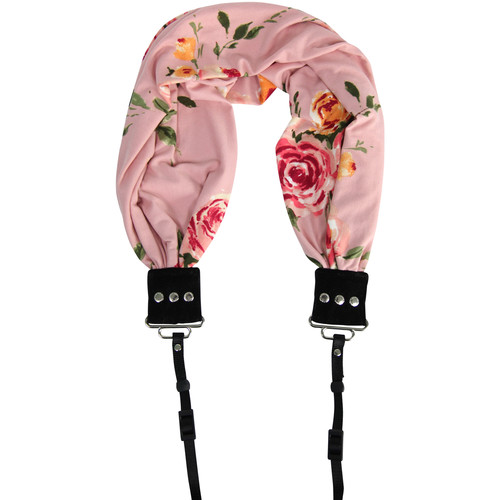 Capturing Couture Pocket Scarf Camera Strap (Ellie)