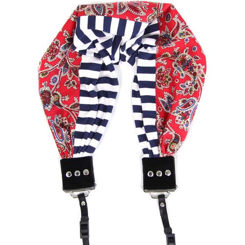 Capturing Couture Pocket Scarf Camera Strap (MixMatch Liberty Allie)