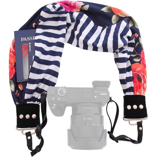 Capturing Couture Pocket Scarf Camera Strap (MixMatch Sammie Allie)