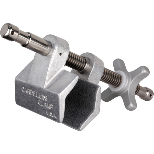 Cardellini Double Spud Clamp