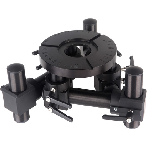 Cardellini Tri-Hat with Mitchell Mount