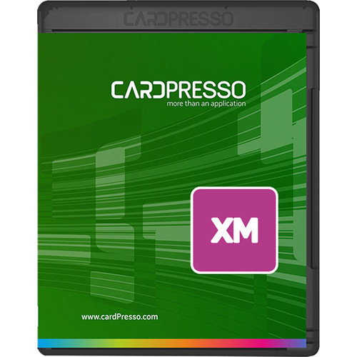 cardPresso XM ID Card Software (USB Dongle)