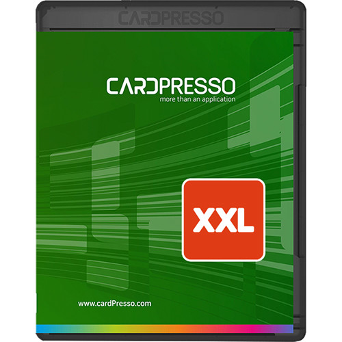 cardPresso XXL ID Card Software (USB Dongle)