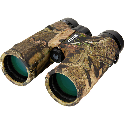 Carson 10x42 3D Series TD-042ED Binocular (Mossy Oak Camo)