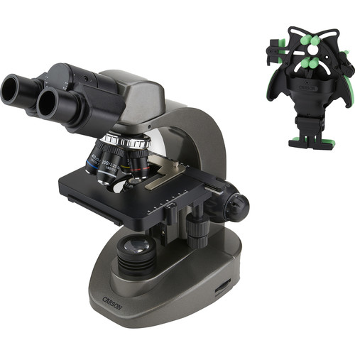 Carson MS-160UN Binocular Biological Microscope Kit (110-240V)