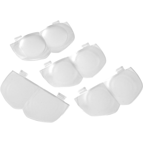 Carson Replacement Lenses for CP-60 MagniVisor Deluxe (Set of 4)