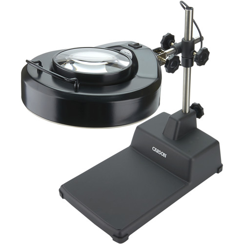 Carson CP80 LED Large Standing 2.5X Magnifier
