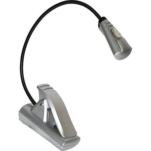 Carson FlexNeck FL-55 Compact Ultra-Bright LED Booklight (3-Pack)