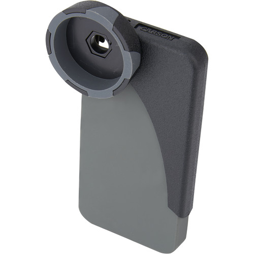Carson HookUpz Digiscoping Adapter for iPhone 4/4s/5/5s/SE