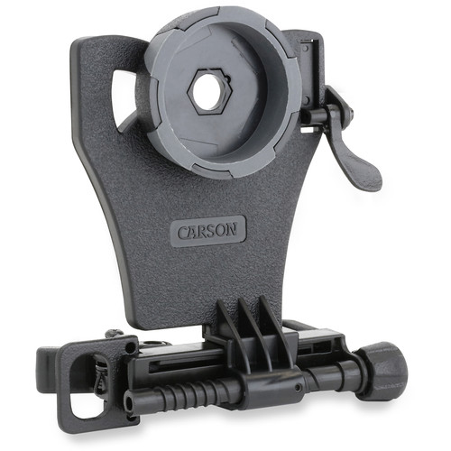 Carson HookUpz Universal Binocular Smartphone Adapter