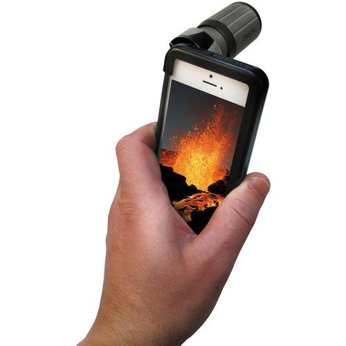 Carson HookUpz iPhone 5/5s/SE Adapter with Monocular