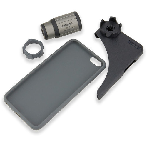 Carson HookUpz iPhone 6/6s Monocular Adapter Kit