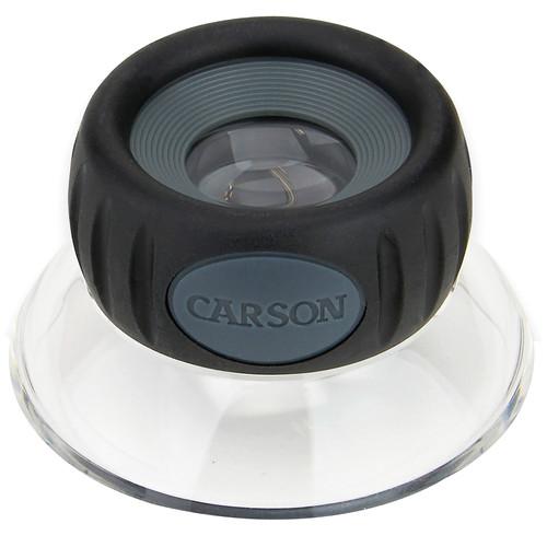 Carson LO-15 17.5x LumiLoupe Stand Magnifier