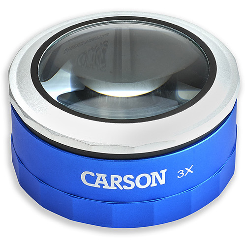 Carson MagniTouch MT-33 3x Touch Activated Loupe
