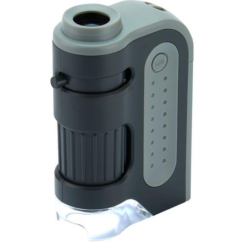 Carson MM-300 MicroBrite Plus Pocket Microscope (4-Pack)