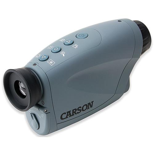 Carson 2-4x Aura Plus Night Vision Monocular/Camera
