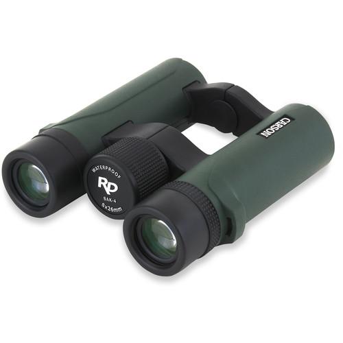 Carson 8x26 RD Binocular