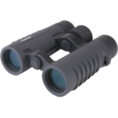 Carson Raven RV-034 10x34mm Compact Waterproof Binocular