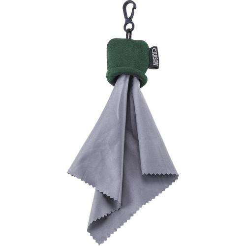 Carson Stuff-it Microfiber Cloth (Green)