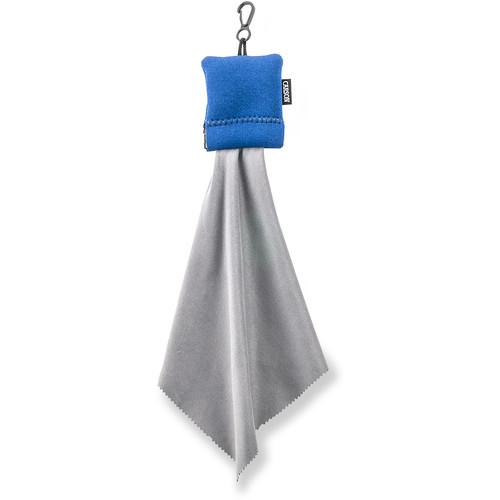 Carson Stuff-it Pro Microfiber Cloth (Blue)