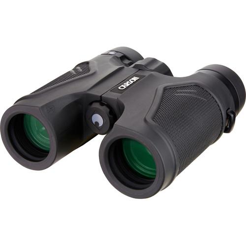 Carson 8x32 3D Series TD-832ED Binocular (Gray)