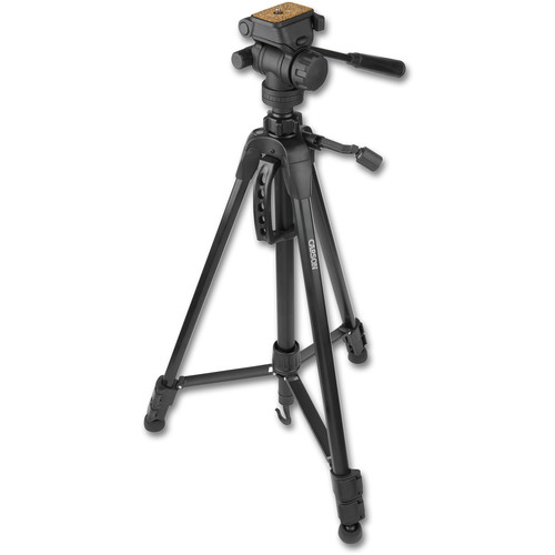 Carson TriForce TF-200 Tripod with Pan Head