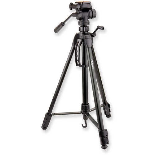 Carson TriForce TF-300 Tripod with Pan Head