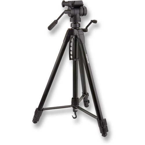 Carson TriForce TF-400 Tripod with Pan Head