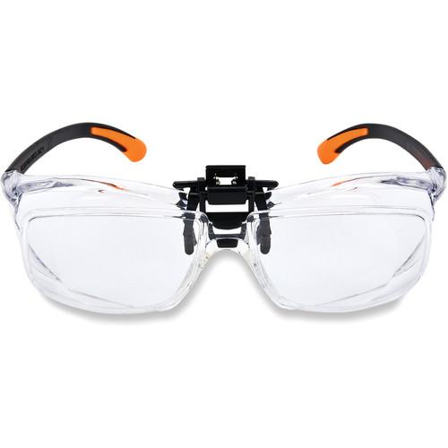Carson VM-20 Magnifying Safety Glasses (1.5x)