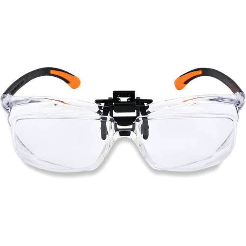 Carson VM-20 Magnifying Safety Glasses (1.5x)