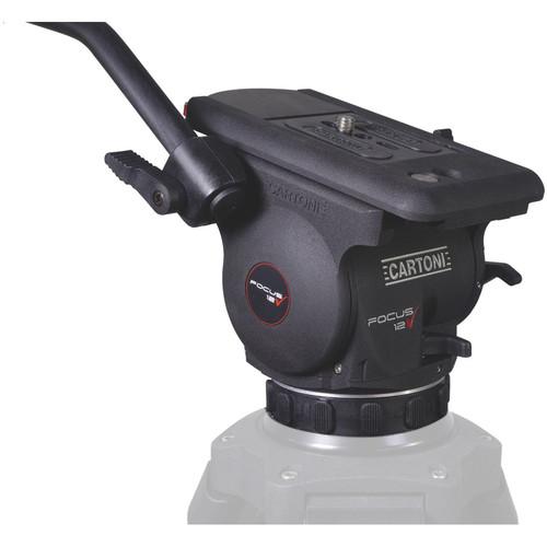 Cartoni Focus 12 Fluid Head (100mm)