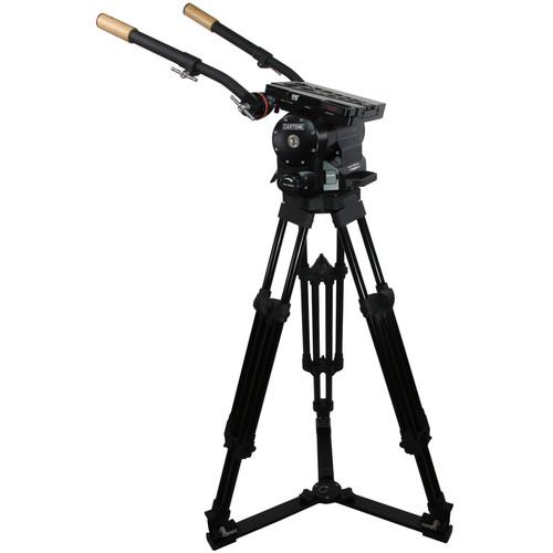 Cartoni M902 Magnum Pan/Tilt System with Ground Spreader
