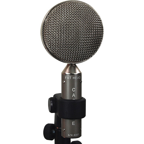 Cascade Microphones FAT HEAD BE Ribbon Microphone (Lundahl LL2912 Transformer)