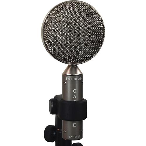 Cascade Microphones FAT HEAD BE Ribbon Microphone (Lundahl LL2912 Transformer)