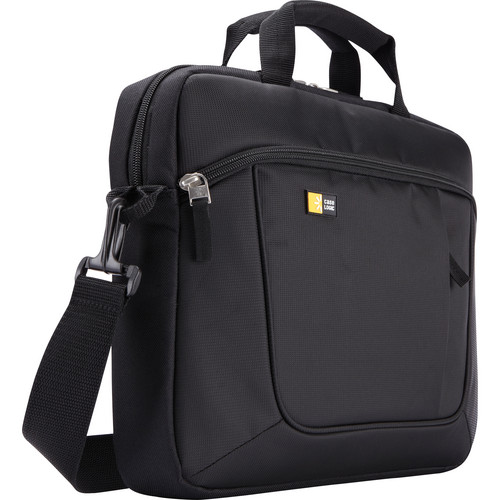 "Case Logic 14.1"" Laptop and iPad Slim Case (Black)"