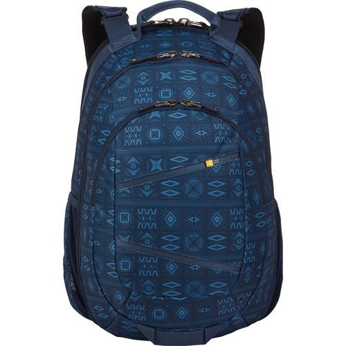 "Case Logic Berkeley II Backpack for Tablet and 15.6"" Laptop (Native Blue)"