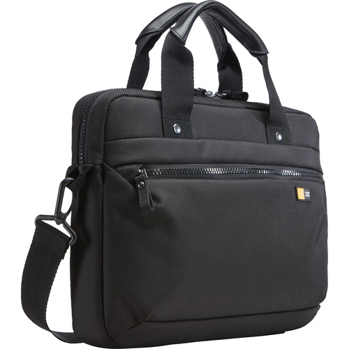 "Case Logic Bryker Attaché for 11.6"" Laptop and 10.1"" Tablet (Black)"