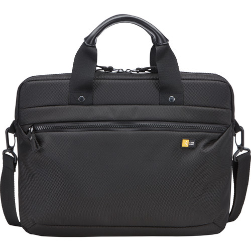 "Case Logic Bryker Attaché for 13.3"" Laptop and 10.1"" Tablet (Black)"