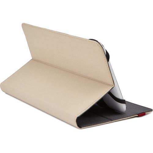 """Case Logic SureFit Slim Folio for 7"""" Tablet (Parchment)"""