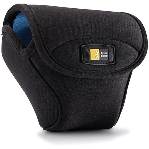 Case Logic Compact System Camera Day Holster (Black)