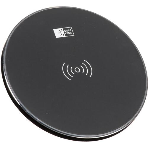 Case Logic 10W Fast Charging Universal Wireless Charging Pad (Black)