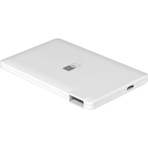 Case Logic 2,200mAh Slim Power Bank (White)