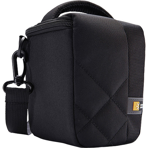 Case Logic CPL-103 High Zoom/Compact System Camera Case (Black)