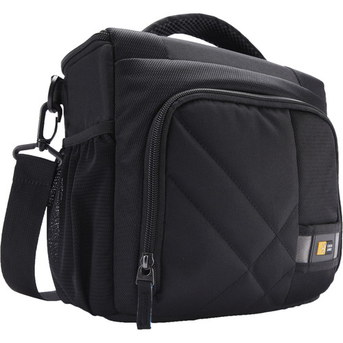 Case Logic CPL-106 DSLR Medium Camera Shoulder Bag (Black)