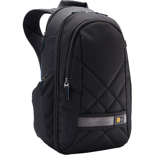 Case Logic CPL-108B DSLR Camera and iPad Backpack (Black)